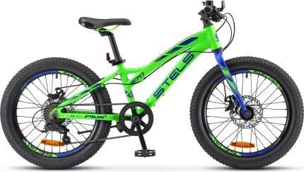 Велосипед Stels Pilot 270 MD 20 Plus V010 2018 One Size green