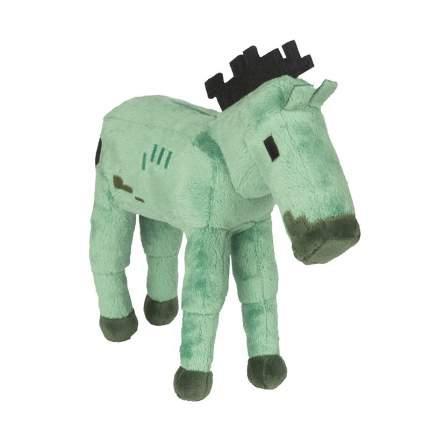 Мягкая игрушка Jinx Minecraft Zombie Foal Лошадь-зомби 18 см