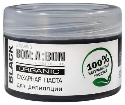 Паста для шугаринга Bon a bon Плотная Черная 300 г