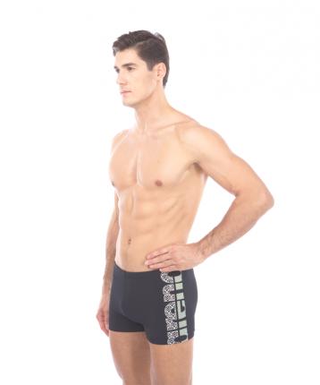 Шорты для плавания мужские Arena Equilibrium Short, black/white, 100 FR