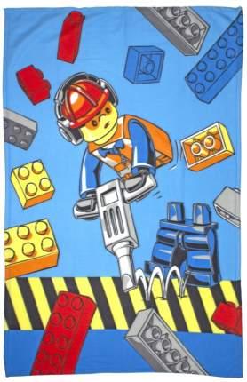 Lego плед city construction 100х150 см
