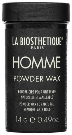 Средство для укладки волос La Biosthetique Homme Powder Wax 14 г