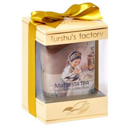 Подарочный набор Премиум коллекция чай Мацеста черный классический 100 г