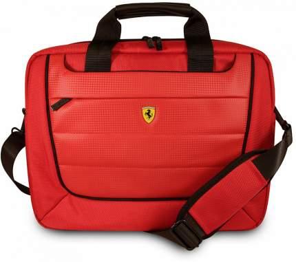 "Сумка для ноутбука 13"" Ferrari Scuderia Red"