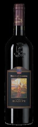 Вино Brunello di Montalcino, Castello Banfi, 2014 г.