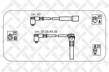 Комплект проводов зажигания STELLOX 10-38572-SX
