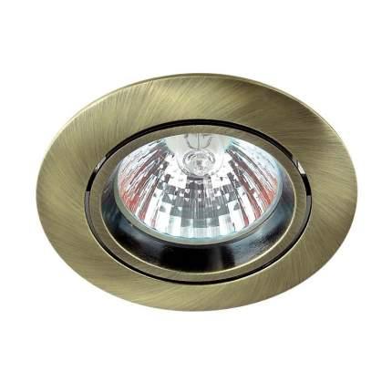 Спот встраиваемый Powerlight 6156/1-4BZ