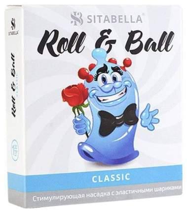 Презерватив-насадка Roll Ball Classic