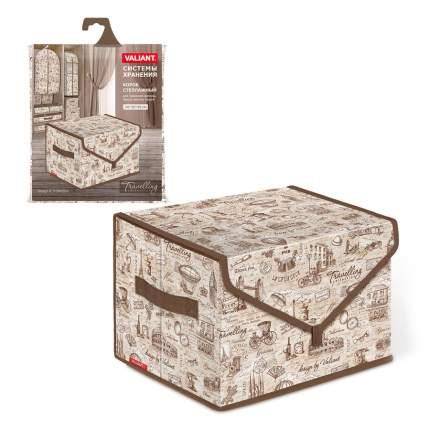 Стеллажный короб малый Valiant Travalling TC-BOX-TS