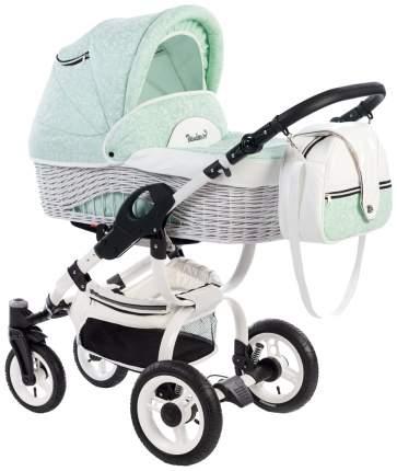 Коляска для новорожденного Reindeer Prestige Wiklina Color W-4