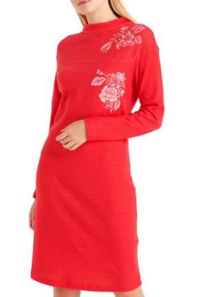 Платье женское BGN красное 38-M