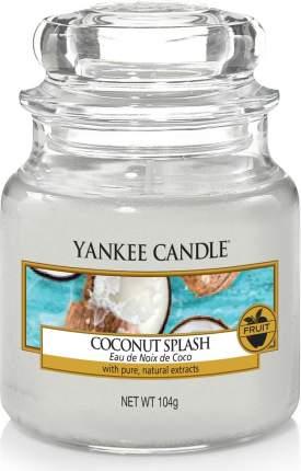 Свеча Yankee Candle Coconut Splash Small Jar Candle 104 г