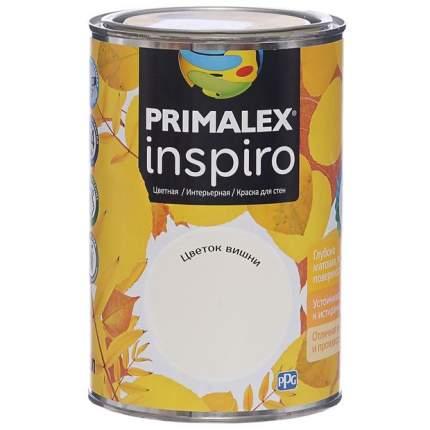 Краска для внутренних работ Primalex Inspiro 1л Цветок Вишни, 420126