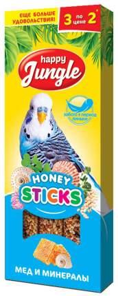 Лакомства для птиц Happy Jungle При линьке, 50 г