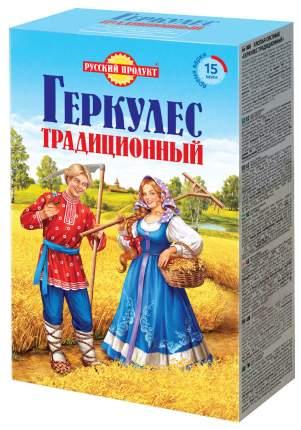 Овсяные хлопья Русский продукт геркулес традиционный  420 г
