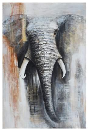 Репродукция 60x90 см Hoff Слон