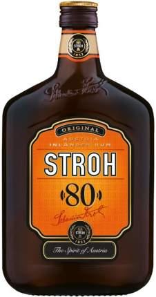 Ром Stroh 80 0.5 л