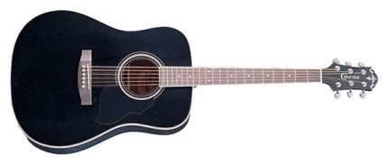 Акустическая гитара CRAFTER MD-58 BK  Чехол