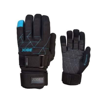 Гидроперчатки Jobe 2020 Grip Gloves, black/blue, XS