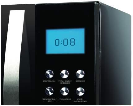 Микроволновая печь с грилем и конвекцией VITEK VT-1695 BK black