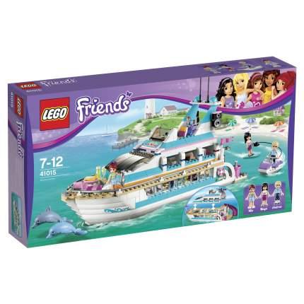 Конструктор LEGO Friends Круизный лайнер (41015)
