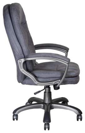 Кресло руководителя Бюрократ CH-868AXSN/MF110 серое