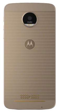 Смартфон Motorola Moto Z 32Gb White Gold