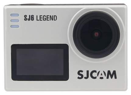 Экшн камера SJCAM SJ6 Legend Silver