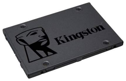 Внутренний SSD накопитель Kingston A400 480GB (SA400S37)