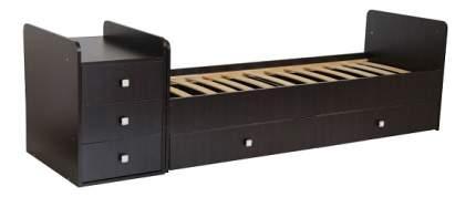 Кровать-трансформер Фея 1100 венге