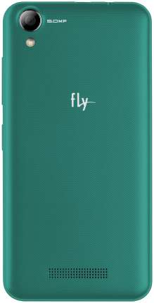 Смартфон Fly FS454 Nimbus 8 4Gb Dual SIM 3G Зеленый