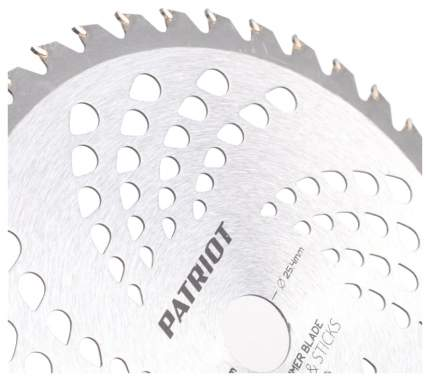 Нож Patriot TBS-40N, D=230*25,4мм, толщина 1,3 мм 40 зубьев 809115230