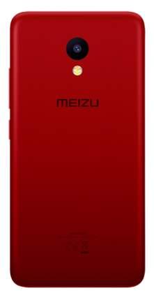 Смартфон Meizu M5С Dual Sim 16Gb Red