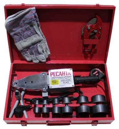 Сварочный аппарат для пластиковых труб Ресанта АСПТ-2000