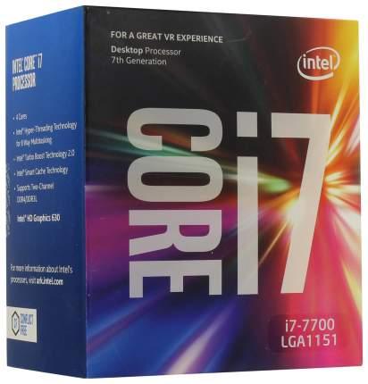 Процессор Intel Core i7 7700 Box