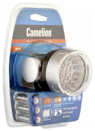 Туристический фонарь Camelion 5325-30MX серебристый, 4 режима