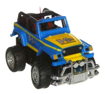 Джип р/у Ураган синий 1:64 Shenzhen Toys М31224