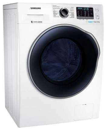 Стиральная машина с сушкой Samsung WD70J5410AW