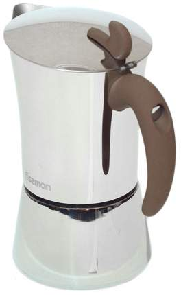 Кофеварка гейзерная Fissman 9416 Серебристый