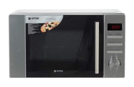 Микроволновая печь с грилем VITEK VT-1652 SR silver/black