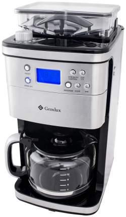 Кофеварка капельного типа Gemlux GL-CM-55 Black/Silver