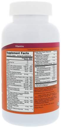 NOW Prenatal Gels + DHA, 180 капсул