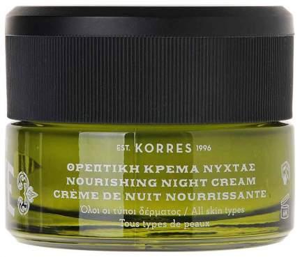 Крем для лица Pure Greek Olive Nourishing Night 40 мл