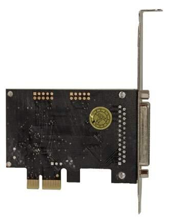 PCI-e контроллер LPT ORIENT XWT-PE1PV2 WCH CH382 chipset