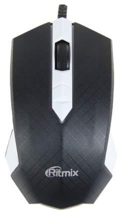 Проводная мышка Ritmix ROM-202 White/Black