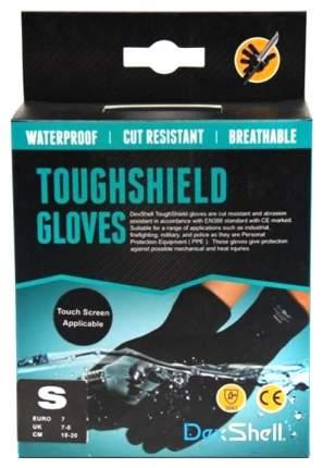 Перчатки водонепроницаемые DexShell Waterproof ToughShield Gloves Black S