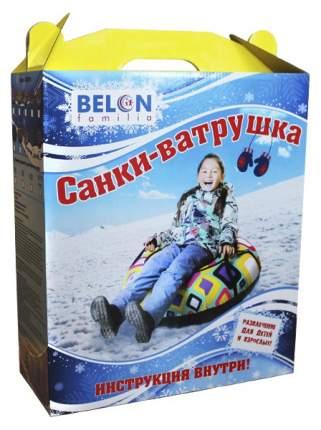 Тюбинг Belon Принт Смайлы 85 см