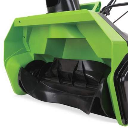Аккумуляторный снегоуборщик Greenworks GD40STK4 (Акб и Зу в комплекте)