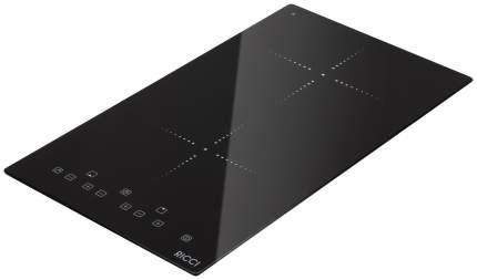 Встраиваемая варочная панель индукционная RICCI KS-C23503 Black