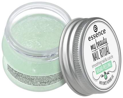 Скраб для рук Essence My Beauty Nail Ritual Smoothing Nail & Cuticle Sugar Peeling 25 г